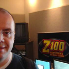 Studio Production - Z 100 Nova York